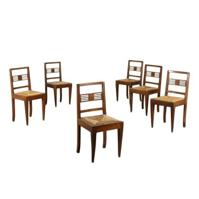 Group of Six Directory Chairs