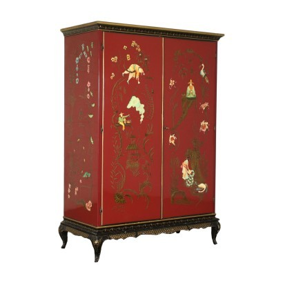 Armadio in Stile Chinoiserie