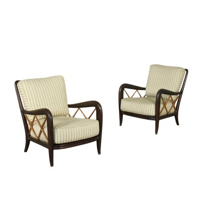 Pair of armchairs from the 1950s