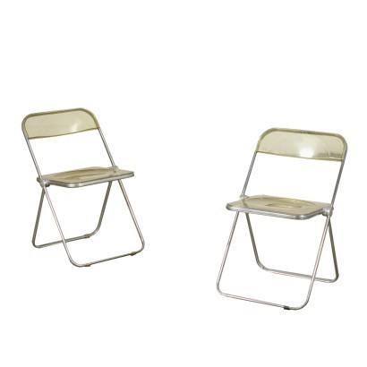 Plia 70's chairs