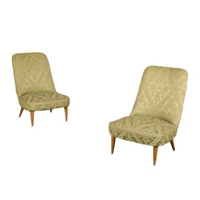Two 50's Armchairs